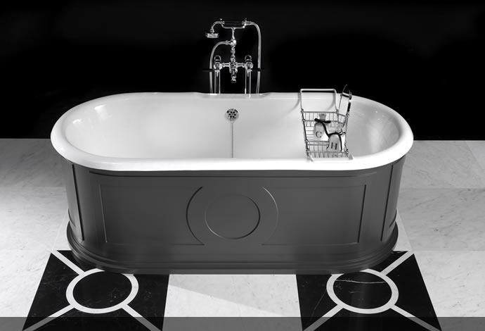 Vasca da bagno Devon&Devon modello Capitol