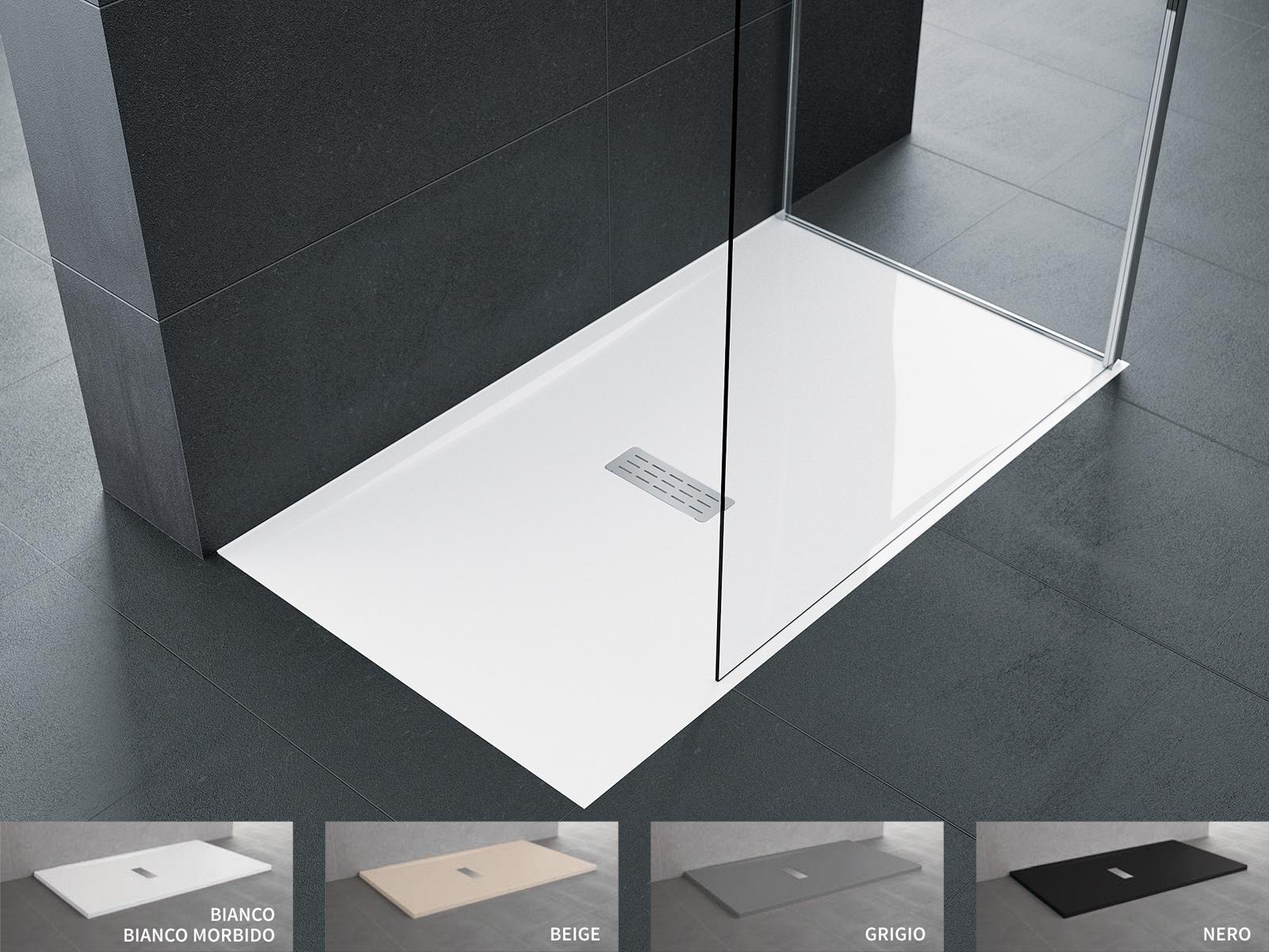 Custom filo pavimento spessore 3,5 cm