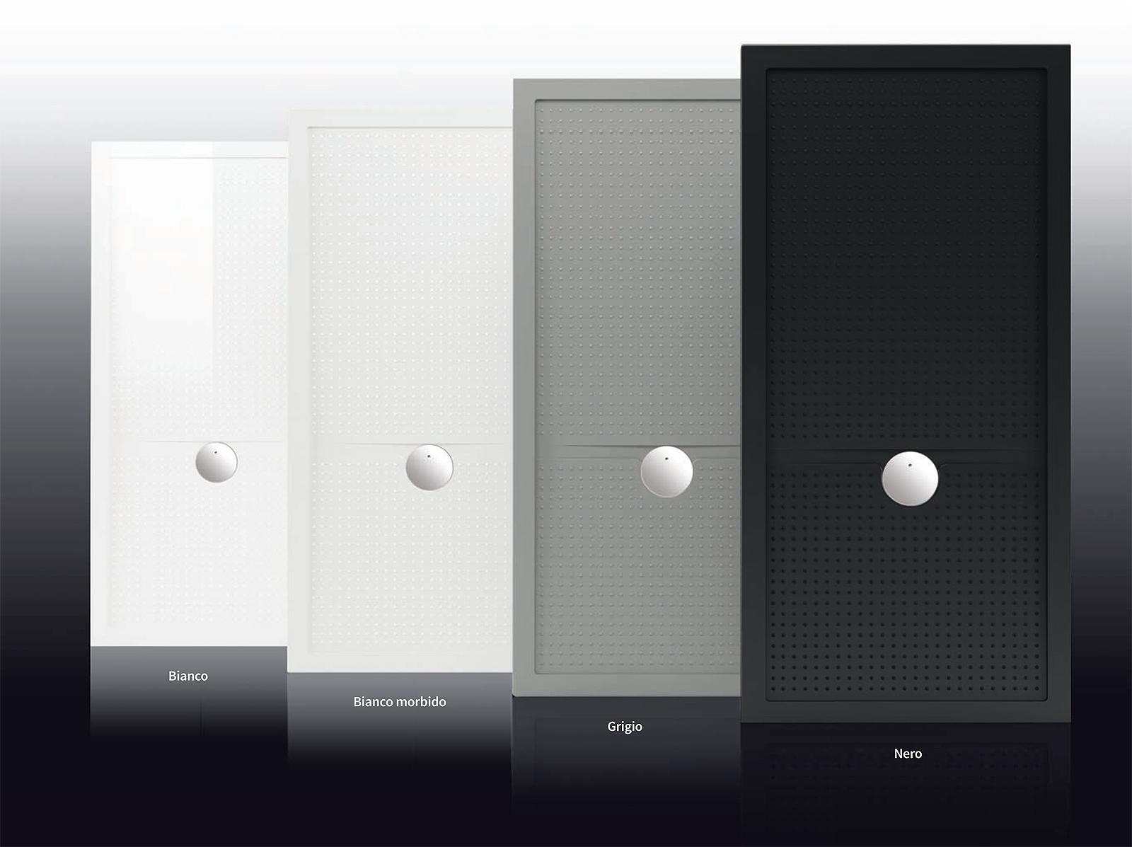Si arricchisce la gamma dei piatti doccia Novellini Olympic Plus