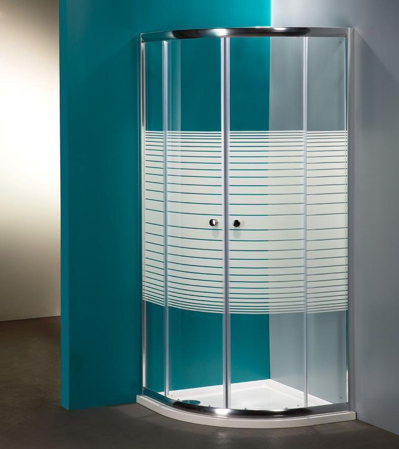 Innovazione e qualità per i box doccia economici Ercos: linea SILVER ...