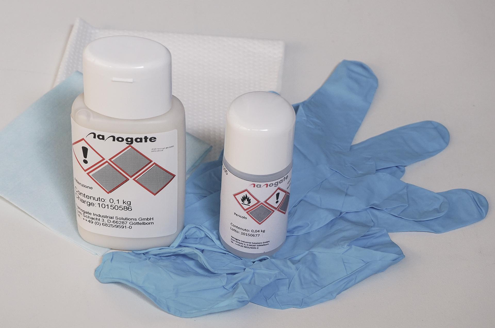 NANO Trattamento Anticalcalcare per Cristalli Doccia