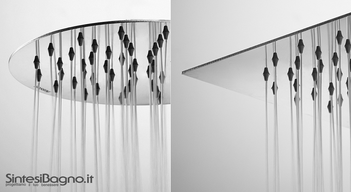 Bossini: 6 varianti per la colonna doccia Twiggy