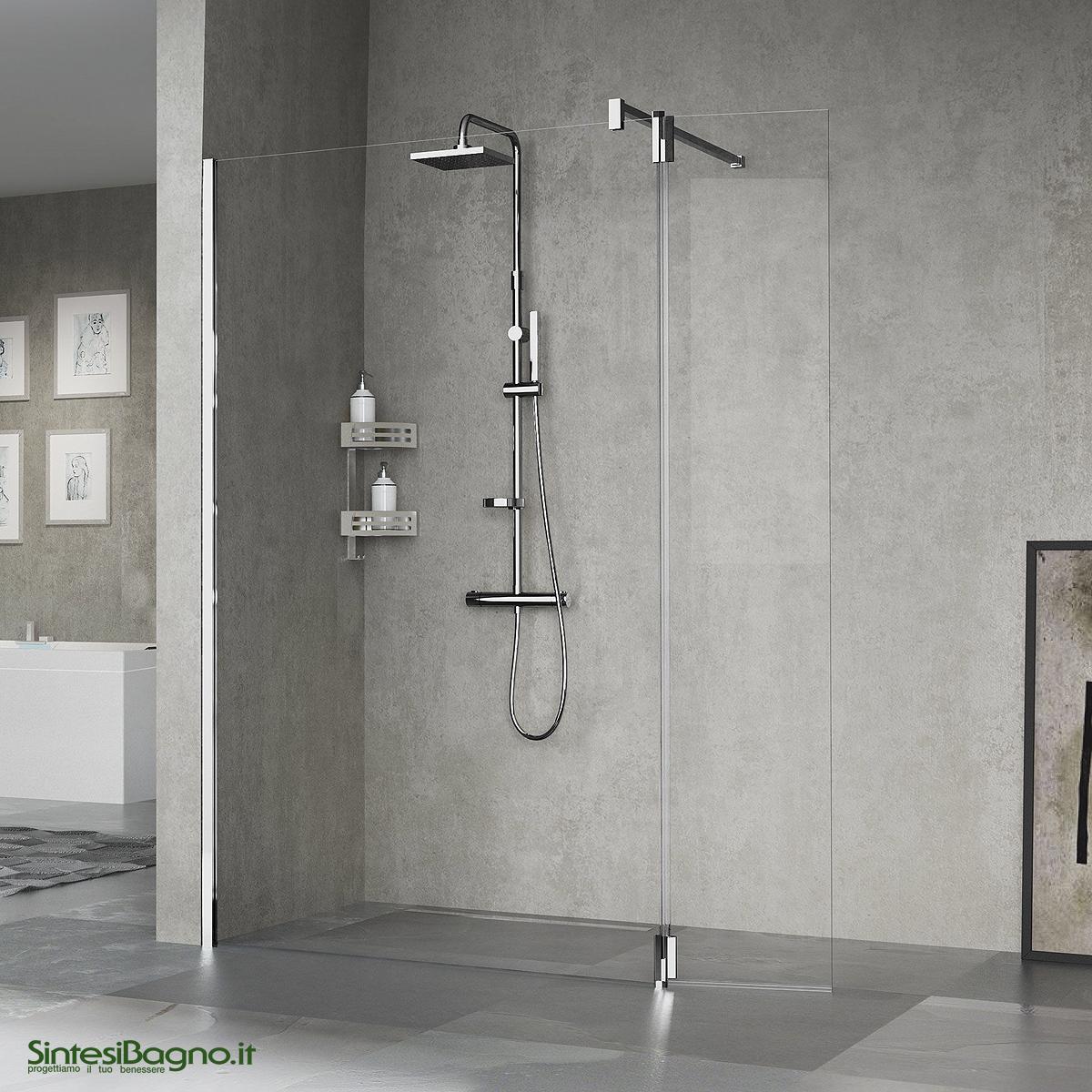 Colonna doccia attrezzata NOVELLINI EASY 2