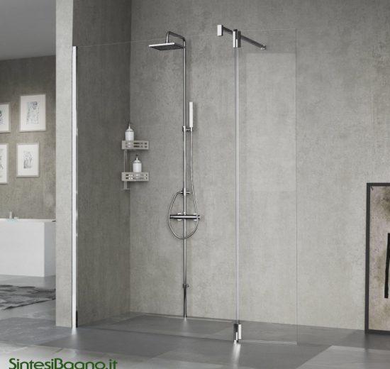 Colonna doccia attrezzata NOVELLINI EASY 1