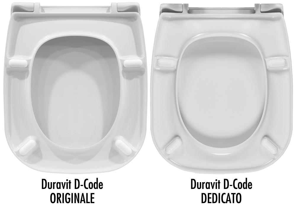 Risparmiare nell'acquisto del copriwater DURAVIT modello D-CODE