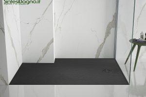 Scegliere il piatto doccia in acrilico vantaggi misure e modelli