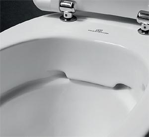 RIMFREE la tecnologia innovativa dei vasi Pozzi-Ginori