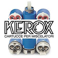 Le cartucce ceramiche Kerox di ricambio