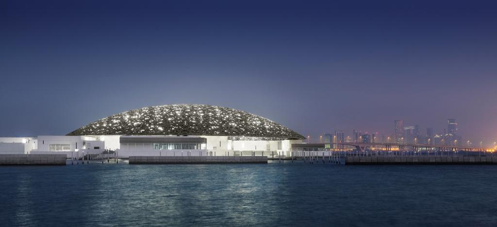Il Louvre Abu Dhabi